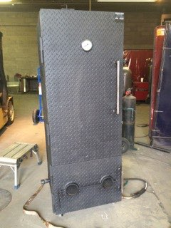 Bear-country-welding-iron work smoker fabrication greeley colorado